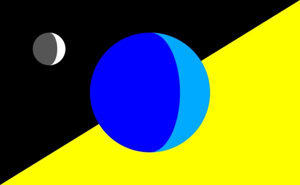 bandiera della Terra